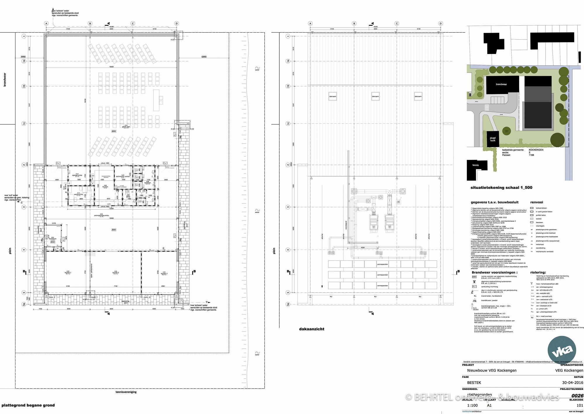P15-007 101-A1 plattegronden 30-04-2016